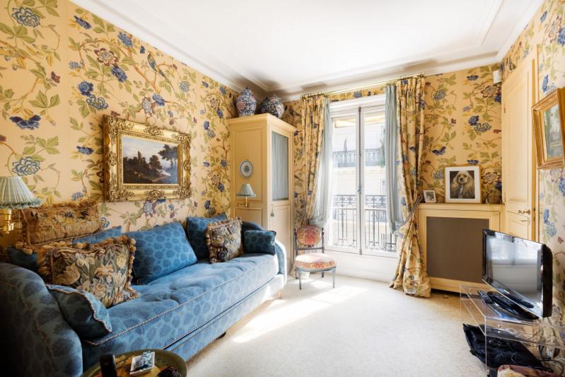 Verkauf von luxusobjekt wohnung Paris 16ème 1800000€ - Fotografie 8