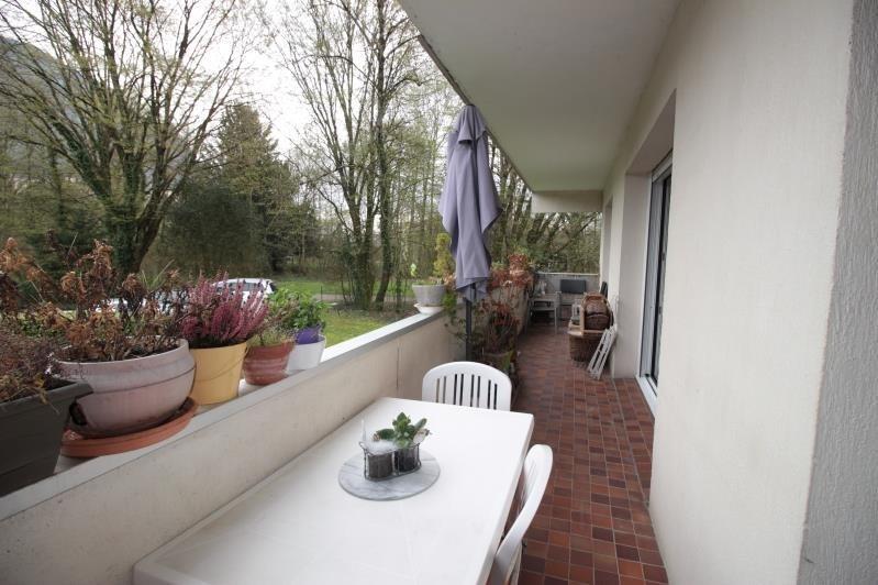 Vente de prestige appartement Annecy le vieux 585000€ - Photo 1