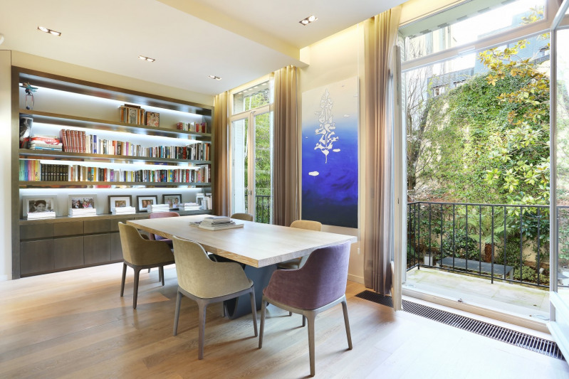 Verkoop van prestige  huis Neuilly-sur-seine 4680000€ - Foto 11