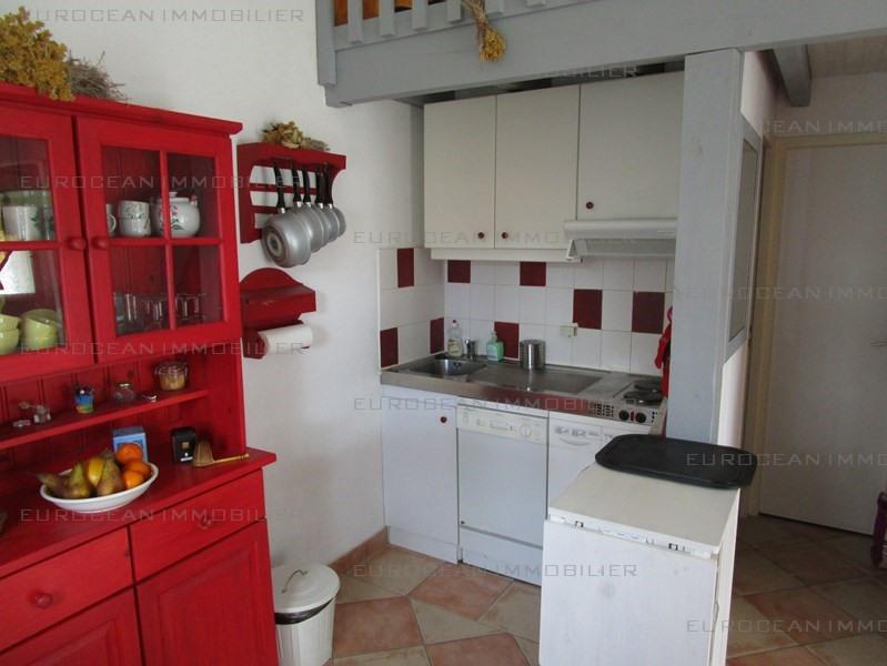 Vermietung von ferienwohnung haus Lacanau ocean 510€ - Fotografie 3