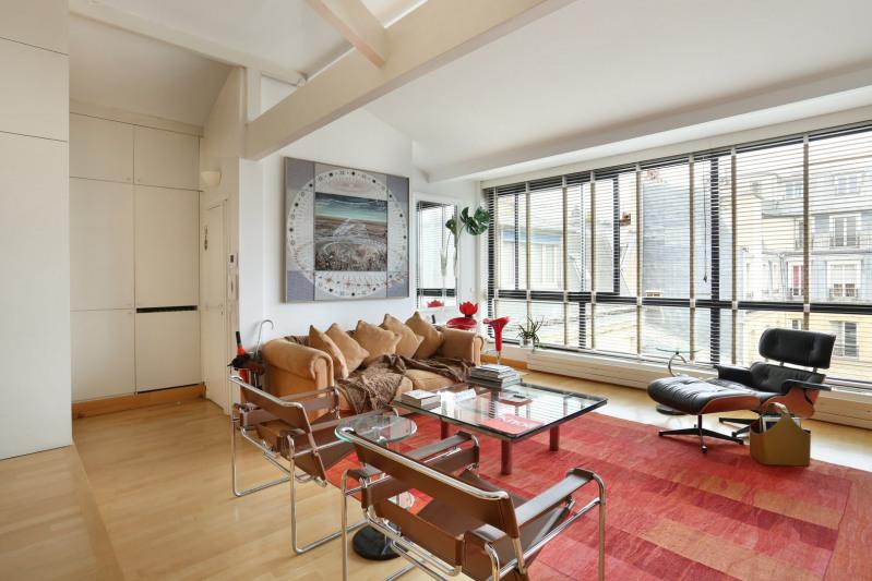 Vente de prestige appartement Paris 8ème 1580000€ - Photo 3