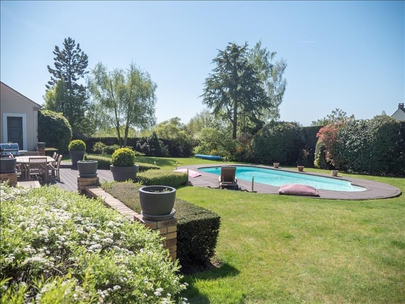 Deluxe sale house / villa Feucherolles 1 285 000€ - Picture 2