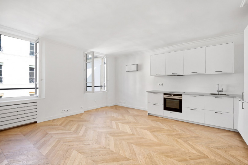 Deluxe sale apartment Paris 7ème 695 000€ - Picture 1