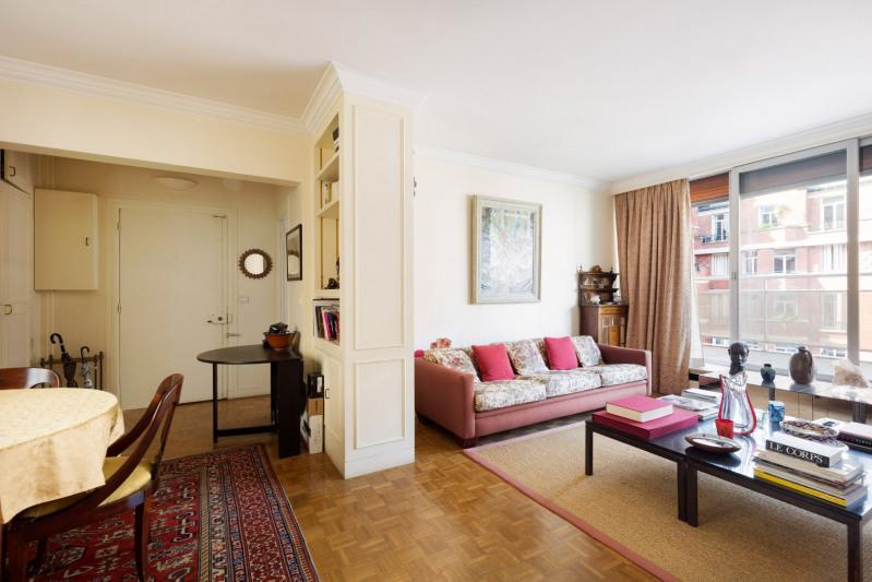 Revenda residencial de prestígio apartamento Paris 16ème 790000€ - Fotografia 1