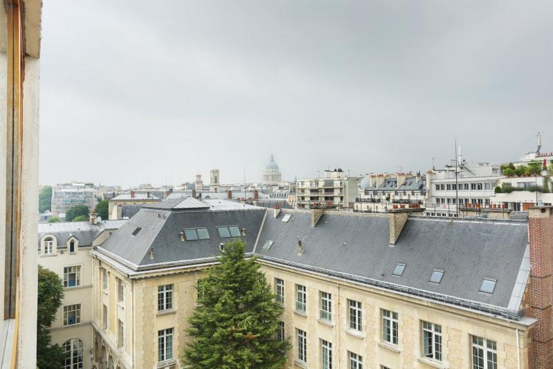 Vente de prestige appartement Paris 5ème 1360000€ - Photo 2