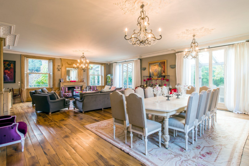 Venta de prestigio  casa Saint-cloud 5950000€ - Fotografía 3
