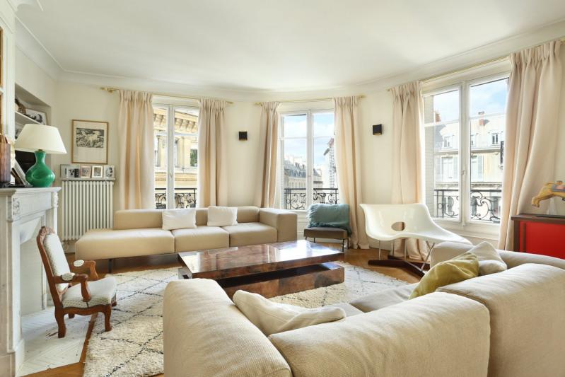 Vente de prestige appartement Paris 8ème 2050000€ - Photo 2