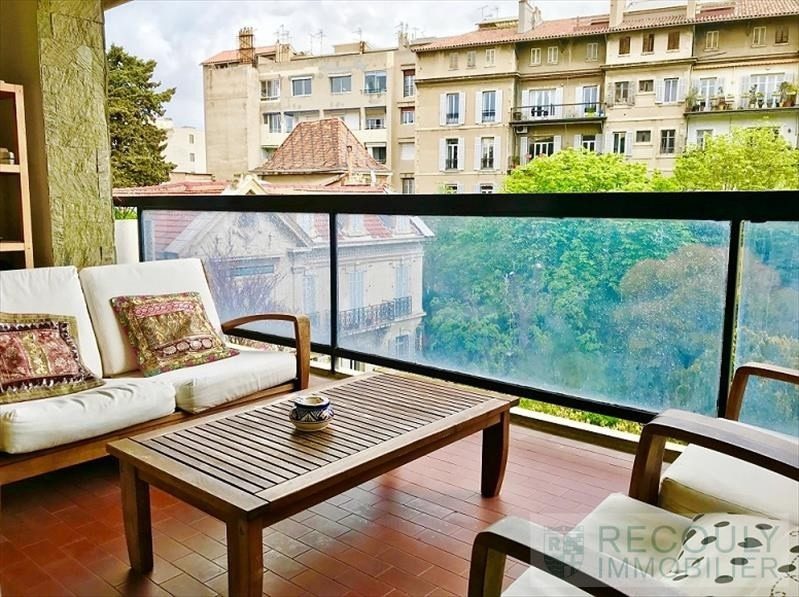 Vente de prestige appartement Marseille 8ème 595 000€ - Photo 2