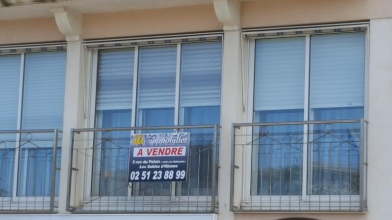 Vente appartement Les sables d olonne 428000€ - Photo 1