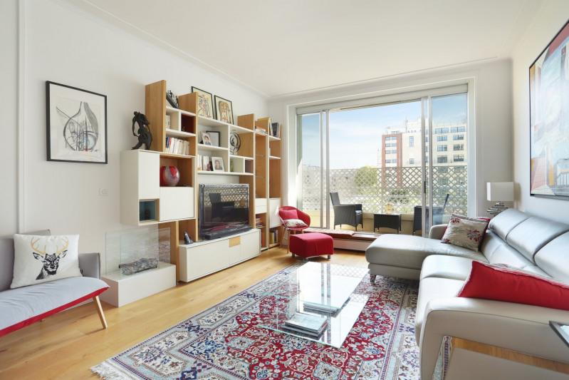 Revenda residencial de prestígio apartamento Paris 16ème 1490000€ - Fotografia 2
