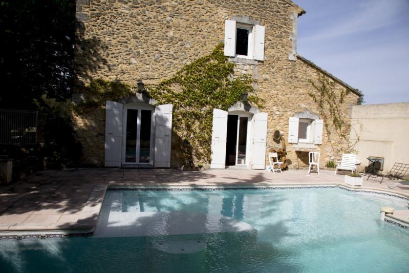 Vente maison / villa Bollène 420000€ - Photo 2