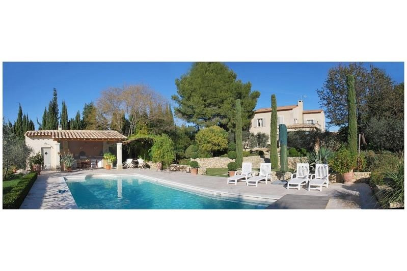 Deluxe sale house / villa Fontvieille 1 990 000€ - Picture 2