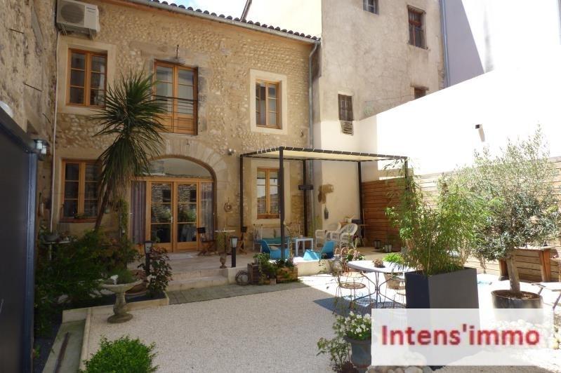 Sale house / villa Romans sur isere 315500€ - Picture 1