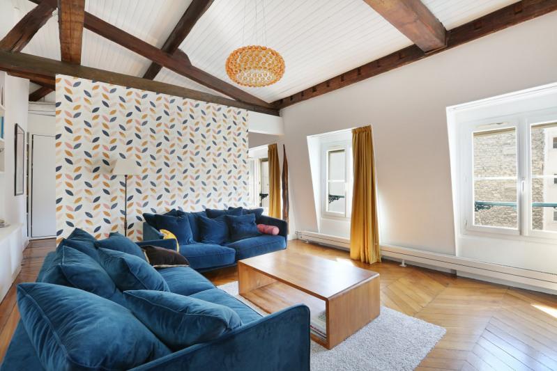 Vente de prestige appartement Paris 9ème 770000€ - Photo 3