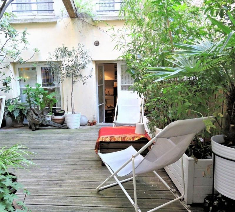 Vente appartement Paris 10ème 845000€ - Photo 1