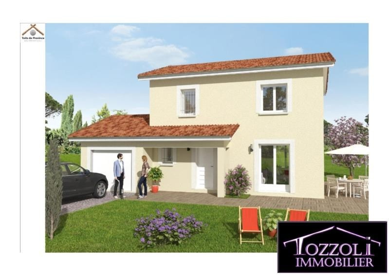 Sale house / villa St quentin fallavier 245871€ - Picture 1