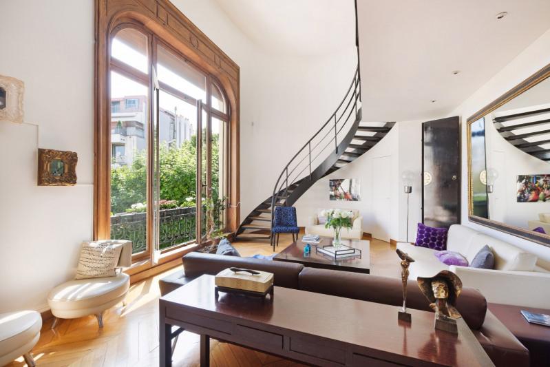 Verkoop van prestige  appartement Paris 16ème 5600000€ - Foto 6