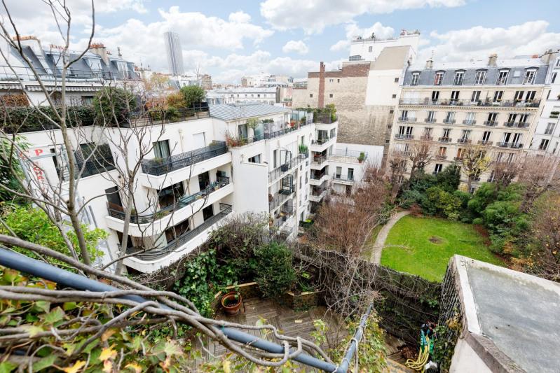 Vente de prestige appartement Paris 17ème 3180000€ - Photo 12