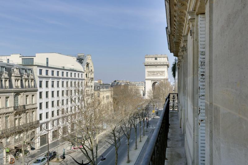 Vente de prestige appartement Paris 16ème 3570000€ - Photo 1