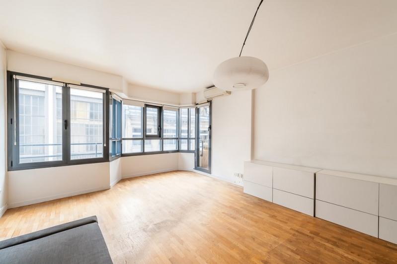 Sale apartment Paris 10ème 440000€ - Picture 3