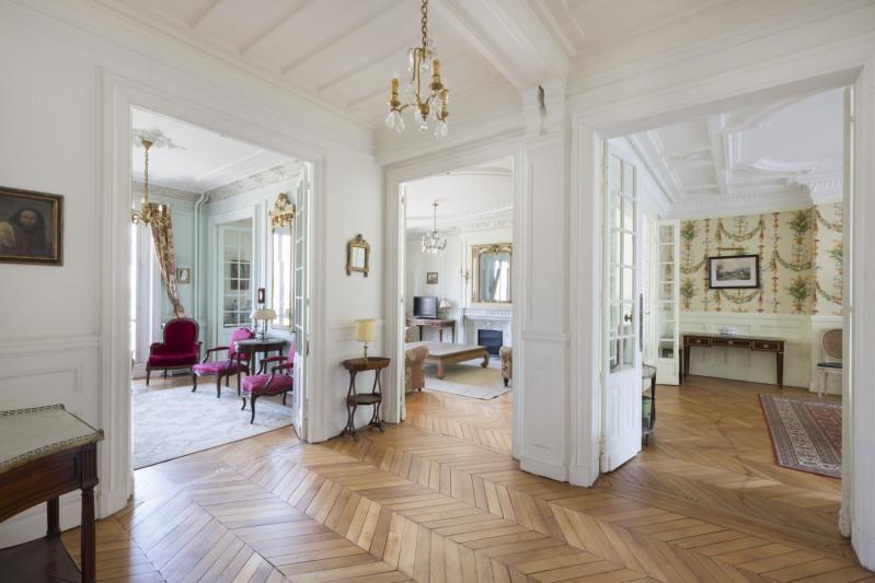 Vente de prestige appartement Paris 16ème 3570000€ - Photo 3