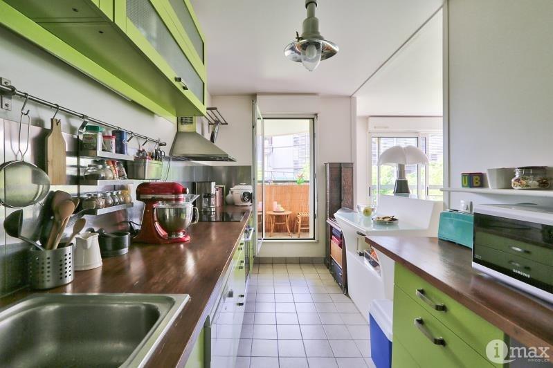 Sale apartment Paris 18ème 660000€ - Picture 4
