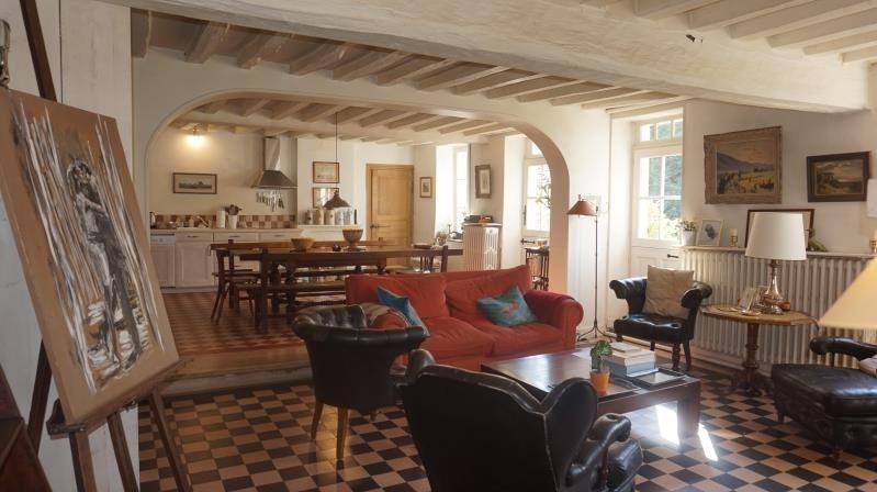 Vente de prestige maison / villa Chaufour les bonnieres 650000€ - Photo 6
