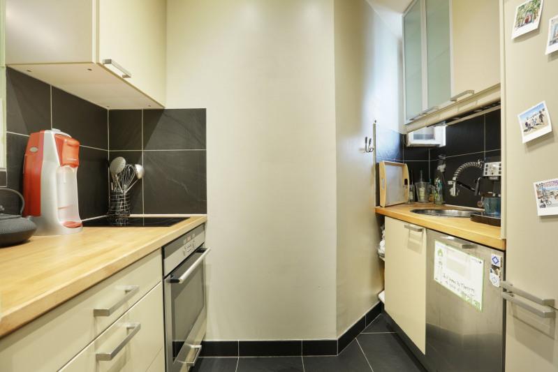 Vente de prestige appartement Paris 17ème 570000€ - Photo 5