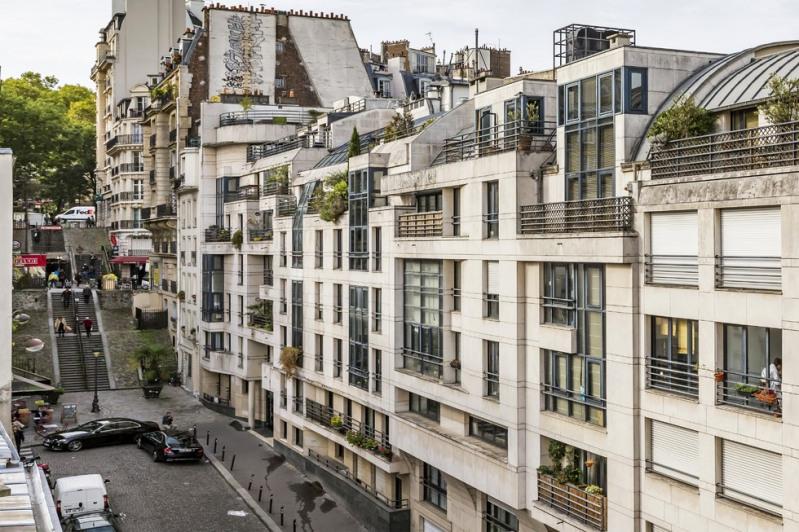 Deluxe sale apartment Paris 18ème 1750000€ - Picture 19