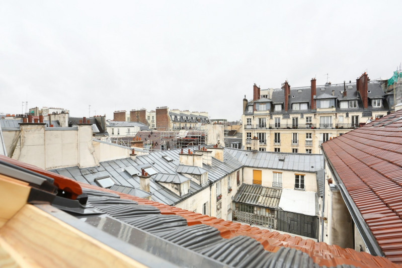 Verkoop van prestige  appartement Paris 3ème 730000€ - Foto 1