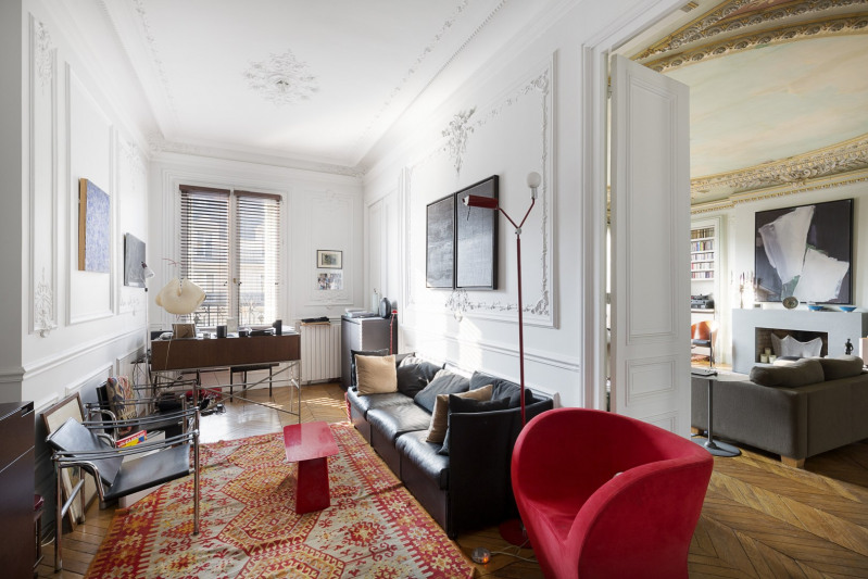 Deluxe sale apartment Paris 1er 3 250 000€ - Picture 6