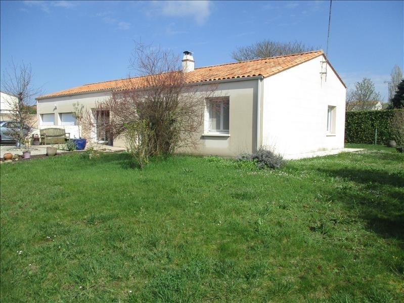 Vente maison / villa Sciecq 183000€ - Photo 1