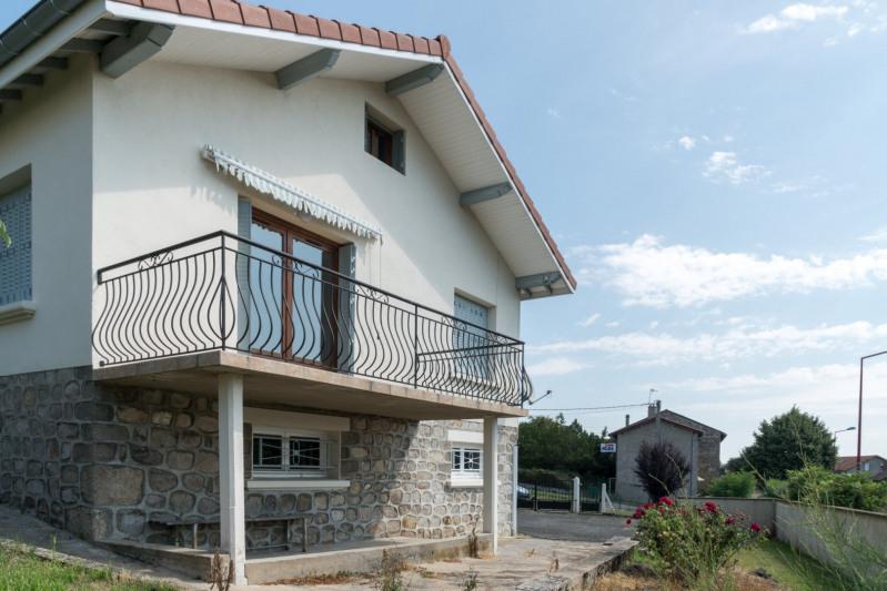 Vente maison / villa Luriecq 169000€ - Photo 1