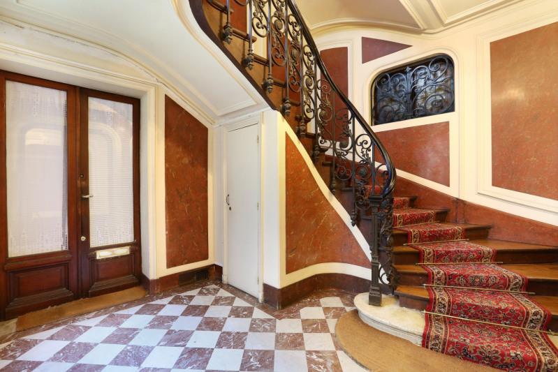 Revenda residencial de prestígio apartamento Paris 16ème 2650000€ - Fotografia 14