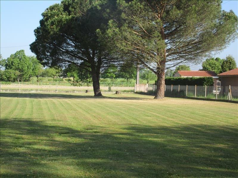 Vente terrain Lacourt st pierre 64000€ - Photo 1