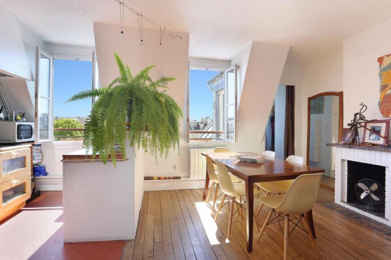 Verkoop van prestige  appartement Paris 4ème 945000€ - Foto 3