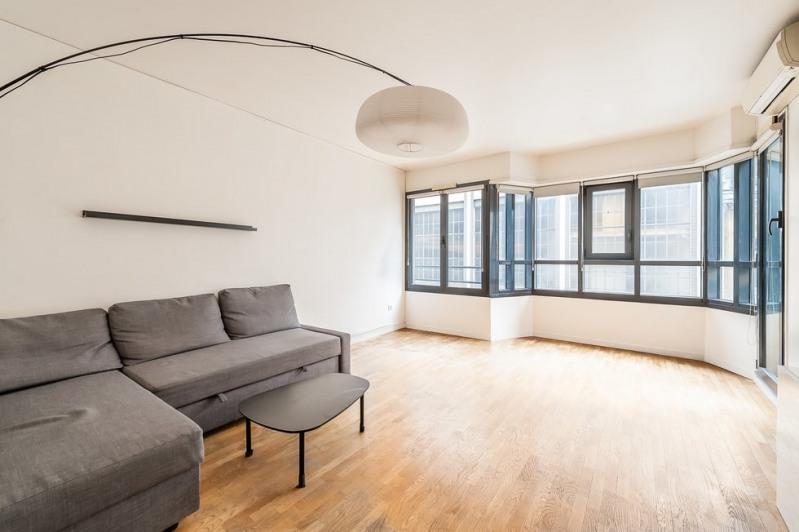 Sale apartment Paris 10ème 440000€ - Picture 1