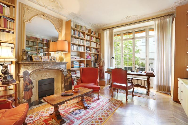 Immobile residenziali di prestigio appartamento Paris 7ème 4100000€ - Fotografia 5