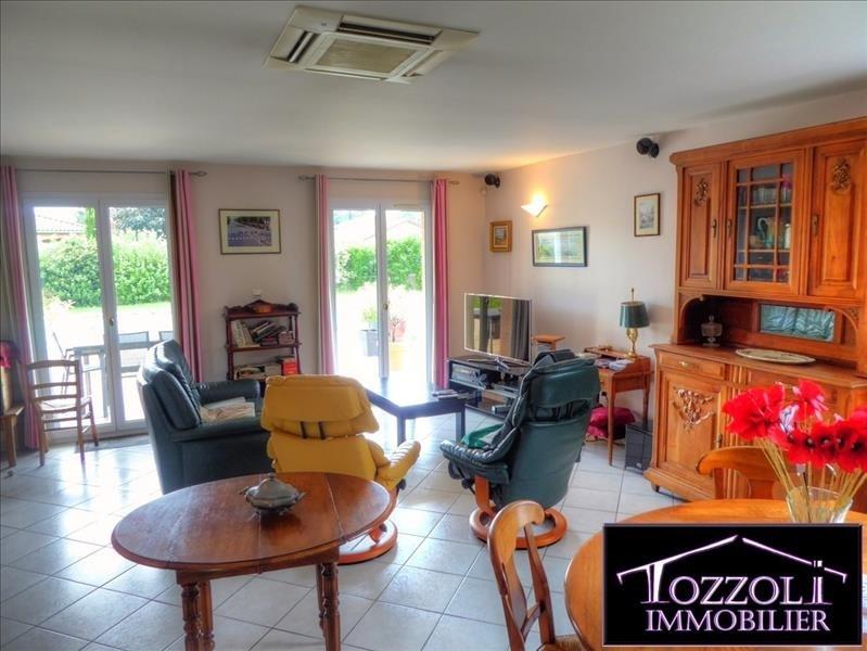 Vente maison / villa Villemoirieu 341000€ - Photo 3