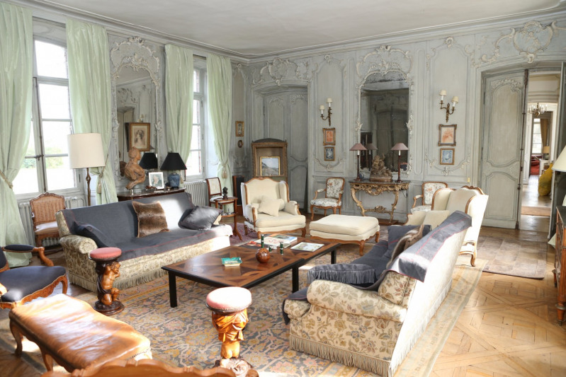 Verkoop van prestige  kasteel Lyons-la-forêt 1490000€ - Foto 4