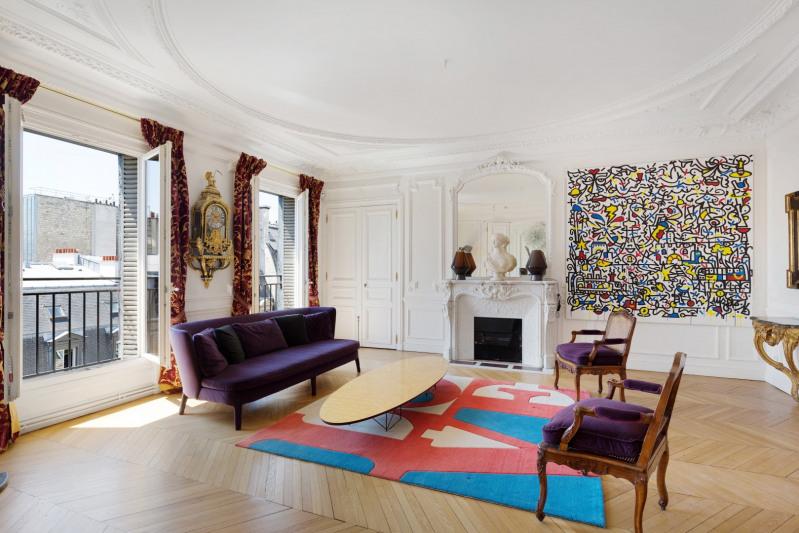 Vente de prestige appartement Paris 8ème 2340000€ - Photo 7
