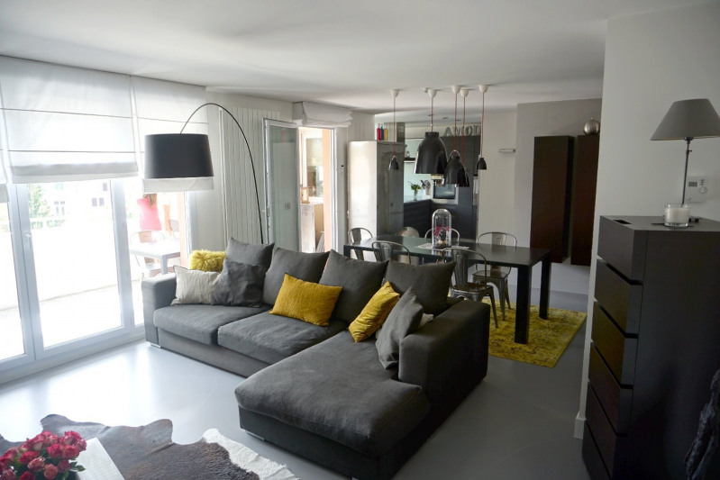 Vente de prestige appartement Annemasse 580000€ - Photo 2