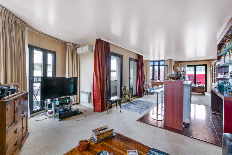 Vente de prestige appartement Boulogne-billancourt 1 750 000€ - Photo 2