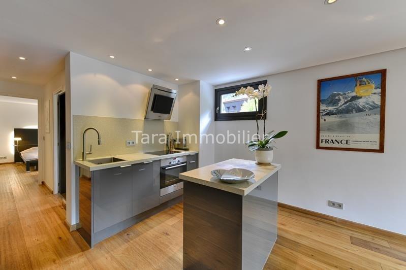 Vente de prestige appartement Chamonix mont blanc 650000€ - Photo 2