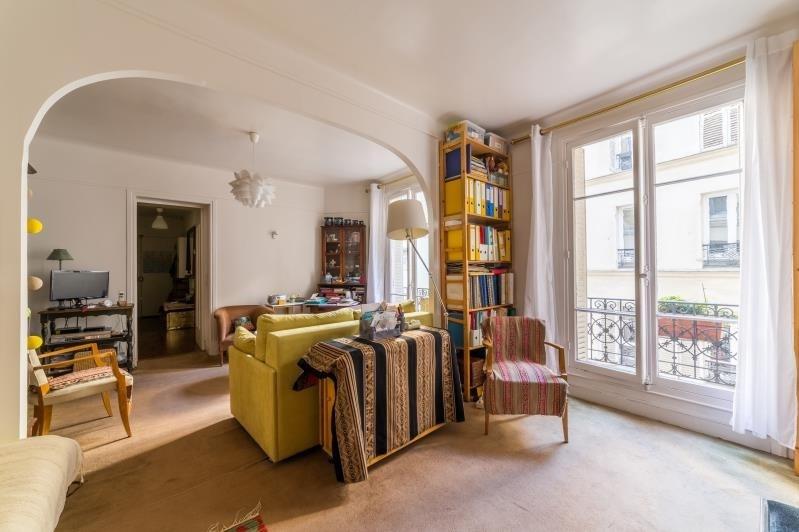 Verkoop  appartement Paris 13ème 395200€ - Foto 2