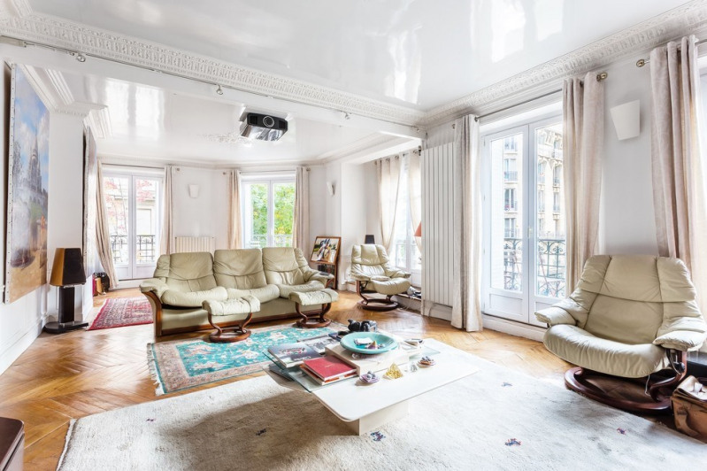 Vente de prestige appartement Paris 18ème 1 280 000€ - Photo 2