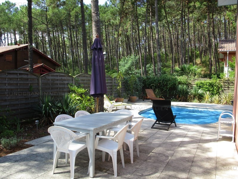 Vacation rental house / villa Lacanau-ocean 748€ - Picture 2