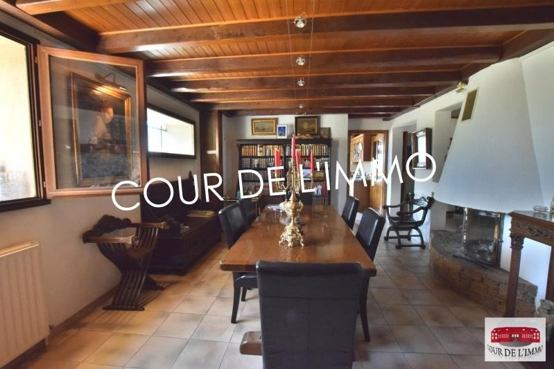 Deluxe sale house / villa Esery 659000€ - Picture 6