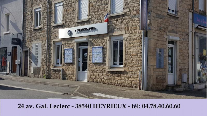 Vente appartement Heyrieux 185850€ - Photo 11
