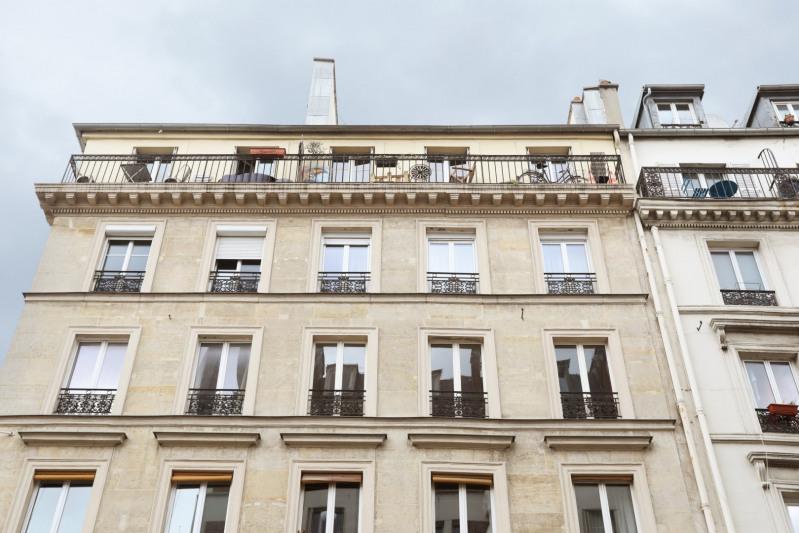 Paris Xe - Rue du Faubourg du Temple - Goncourt
